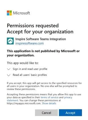OrganizationalAccept