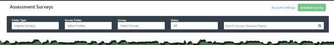 Surveys - Assessments page - Start Setup-1